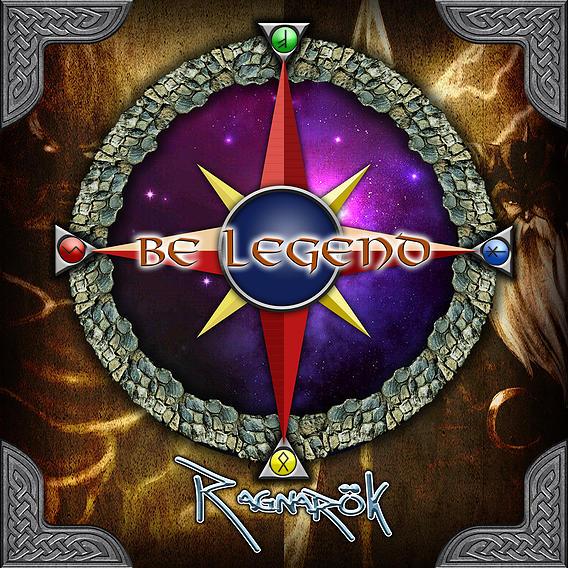 Be Legend - Ragnarok Cover box