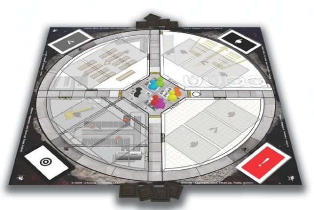 JAIL 99 Gameboard