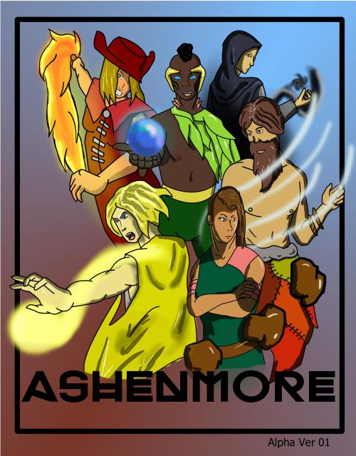 Ashenmore PnP