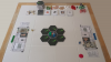 2 Player Simple Board Set-up for Play Test