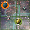 Game board - unnamed space game