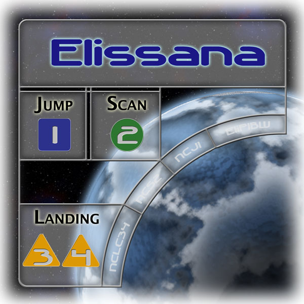 Jump Gate - Planet Board Example - Elissana