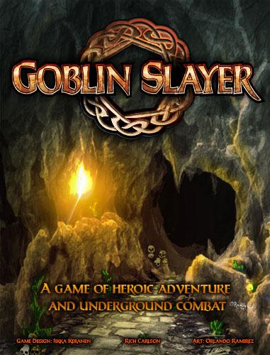 """Cover art for """"Goblin SLayer"""""""