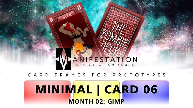 Month 02: Card 06 (Minimal - Tarot)