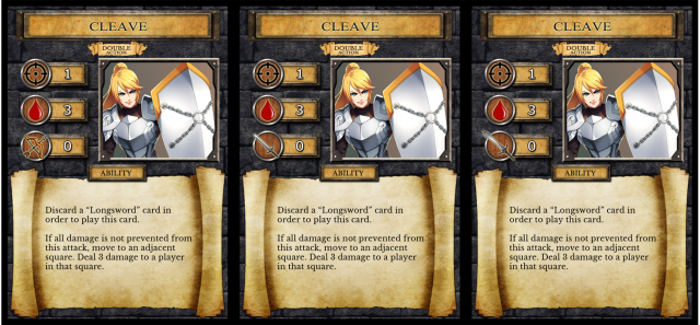Dungeon Brawl Card Example V3