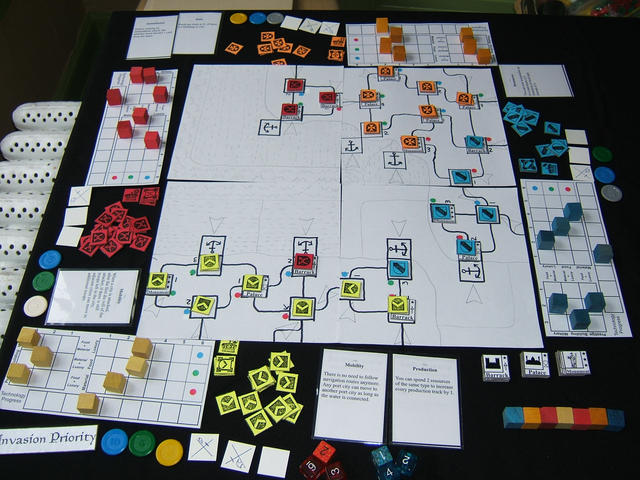 Prototype: Fallen Kingdoms