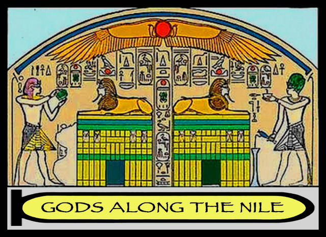 GODS ALONG THE NILE tease