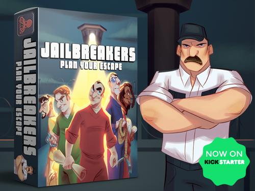 Jailbreakers: Plan Your Escape