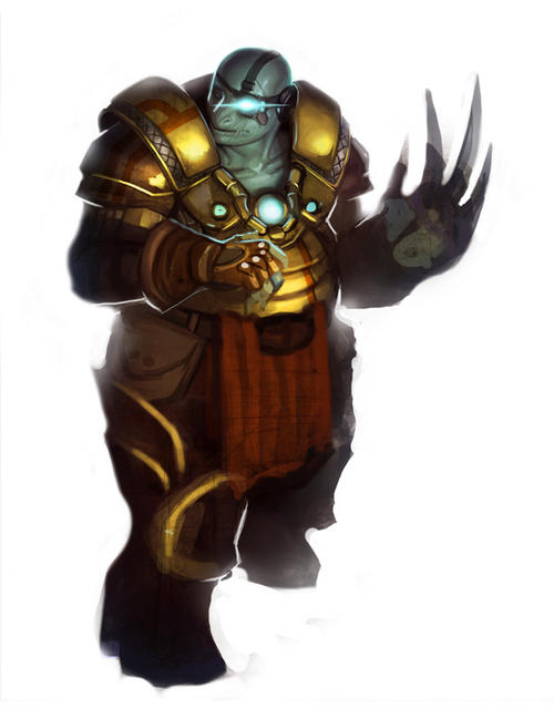 Nih'ki Unit: Khelon Droidmaster
