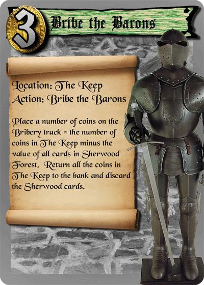 Bribe The Barons card