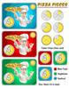 Pizza Pieces Components