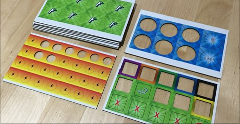 The Game Crafter - New Pricing for Punchouts