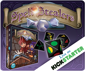 Spell Stealers Web Ad