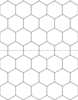 World hex map - part 2 - split map and no pole tilling