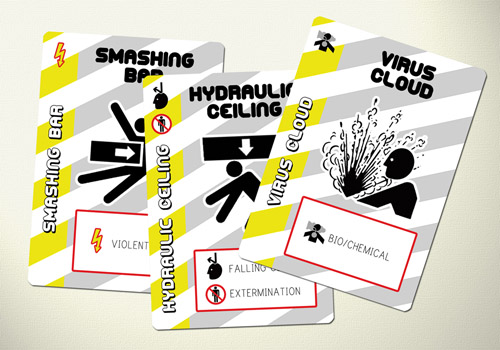 The Facility cards