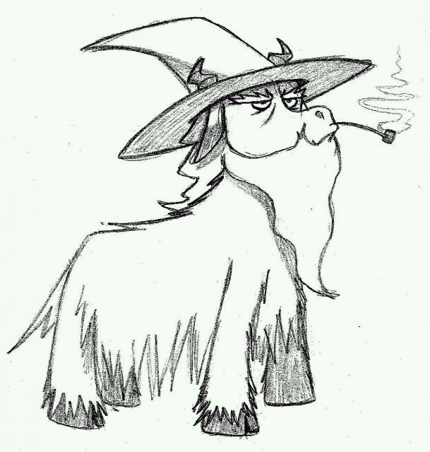 Goatdalf the Grey