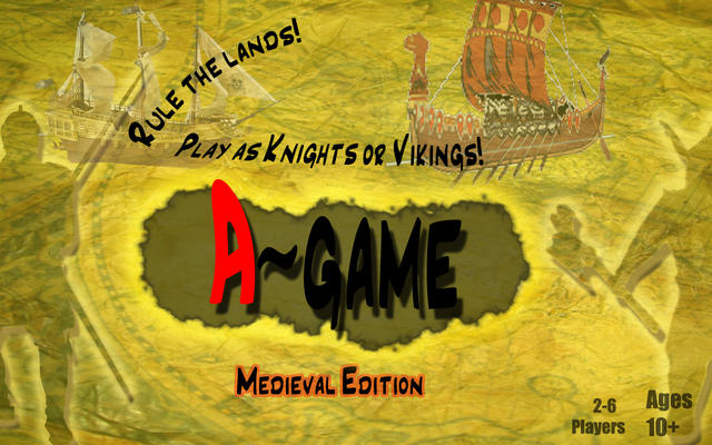 A example of a game cover