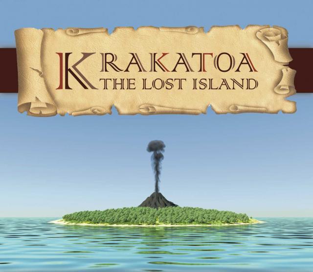 Krakatoa – the Lost Island (box art)