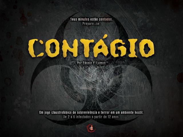 Contágio cover