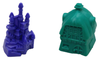 Castle and Hovel Game Parts Now Available at The Game Crafter