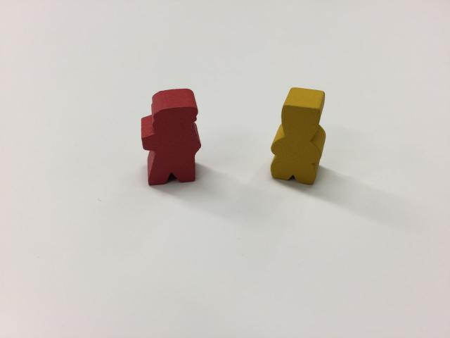 The Game Crafter - New Game Pieces Available: Character Pawns