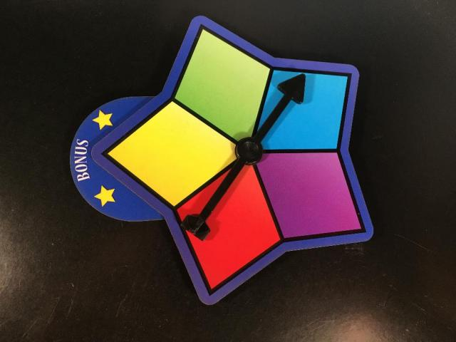 The Game Crafter - Now you can create custom spinners for your board game!