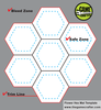 Flower Game Mats Now Available at The Game Crafter