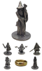 Lord of the Rings Pewter Game Pawns - Available at The Game Crafter