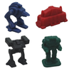 New Game Parts Available at The Game Crafter: Mechs and Bunkers!