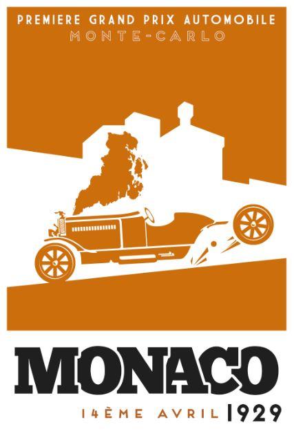 Monaco: 1929 (Box art version 2)