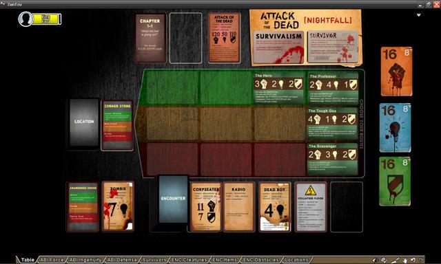 Attack of the Dead