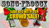 Song Froggy - A crowd sale at The Game Crafter