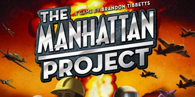 The Game Crafter - The Manhattan Project Dice Challenge