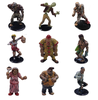 Zombie Miniatures Available at The Game Crafter