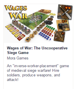 Wages of War - 19mm w/ Tiles