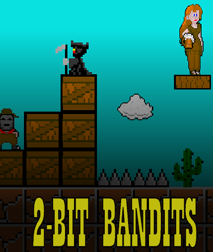The Game Crafter - 2-Bit Bandits is the winner of our Adventure Challenge!
