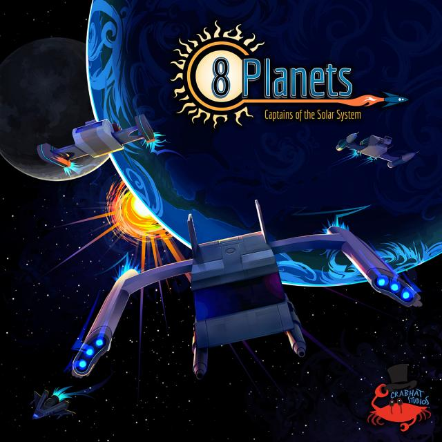 8 Planets: Captains of the Solar System