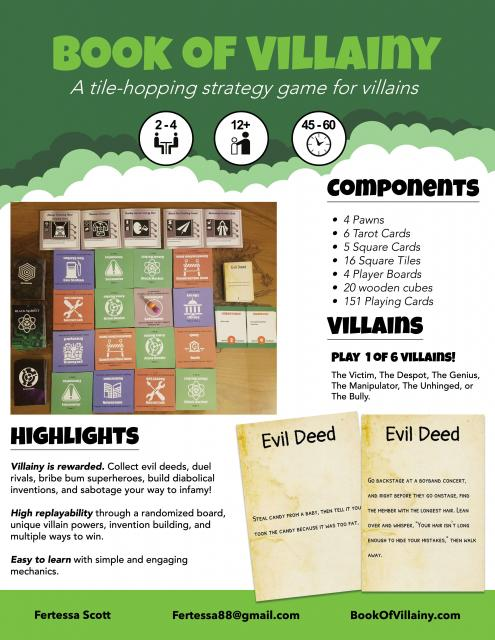 Book of Villainy Sellsheet v3