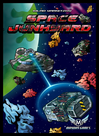 Space Junkyard cover art