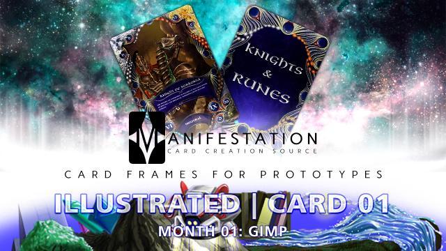 Month 01: Card 01 (Fantasy)