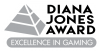 The Game Crafter is a finalist in the 2021 Diana Jones Award!