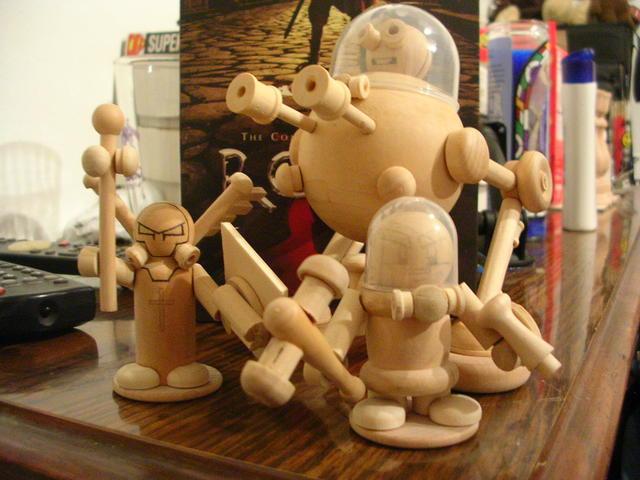 Mr. Monkeytail's Workshop