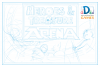 H&T Arena Box Sketch
