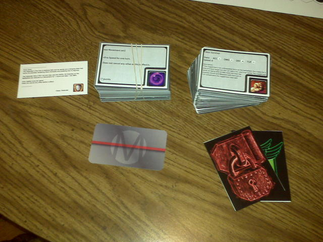 more prototype cards