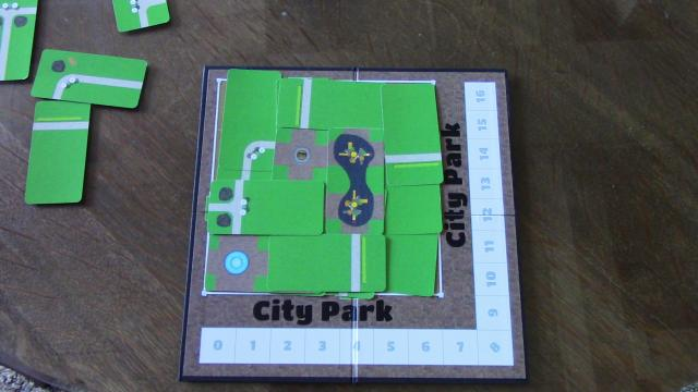 Just Because Games - City Park