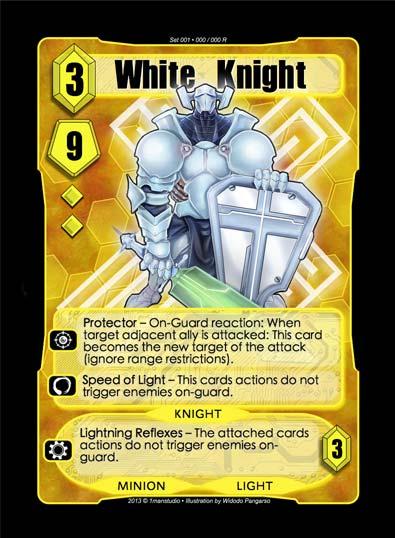 MTW: White Knight