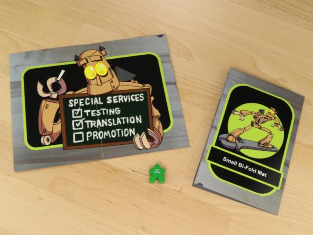 The Game Crafter - Custom Printed Game Components - Small Bi-Fold Mat