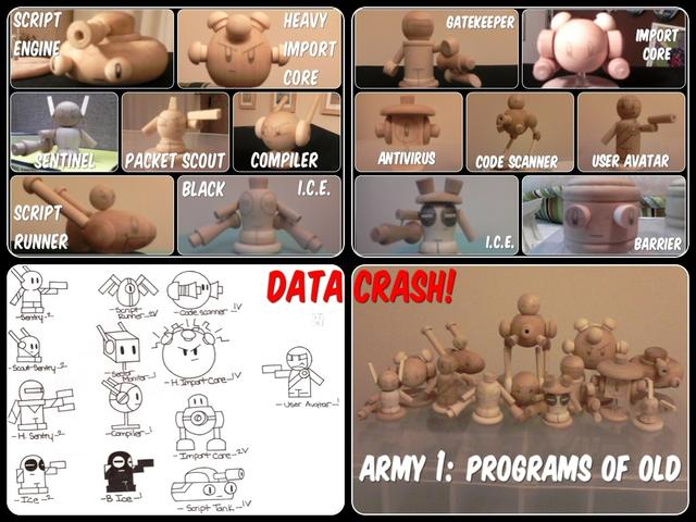 1st Army for Data Crash!