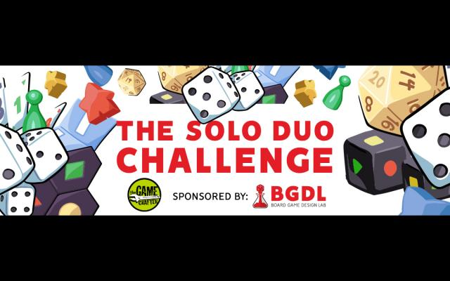 The Game Crafter - Board Game Design Contest - Solo Duo Challenge