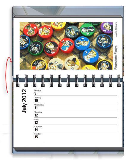 Mock Calendar 1